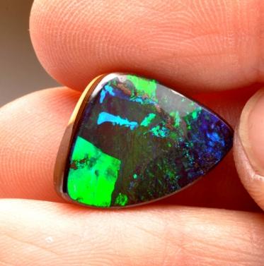 Boulder Opal Loose Stone 1