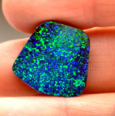Boulder Opal Loose Stone 03