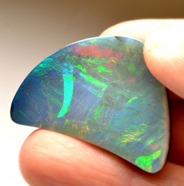 Boulder Opal Loose Stone 05