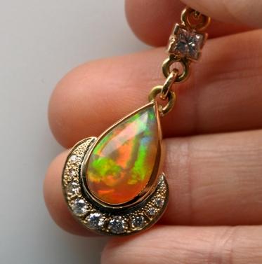 Ethiopian Opal 01