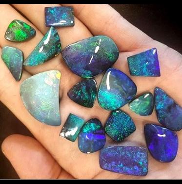 Boulder Opal Loose Stones
