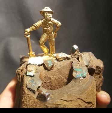 Opal Doirama - Opal Mine 1